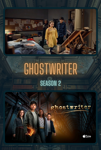 Ghostwriter Season 2 Complete Download 480p & 720p All Episode