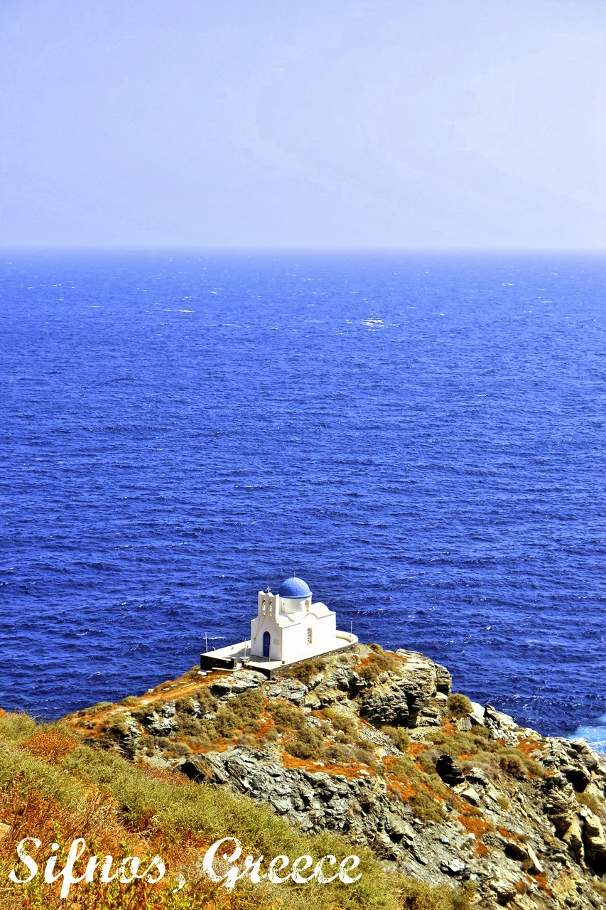 Islands Of The World Fashion Week 2012: A Home Away From Home: {Greece}: The Island Of Sifnos