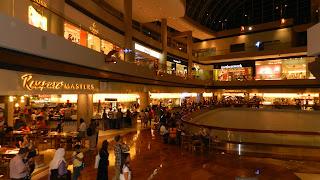 Marina Bay Sands Food Court