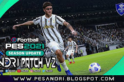 Andri Patch V2 AIO (Fully Licenced Team Liga Shopee 1) - PES 2021 PC