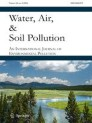 Water, Air, & Soil Pollution cover