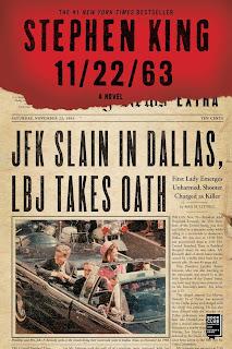 11/22/63 - Books Horror -  John F. Kennedy - Stephen King