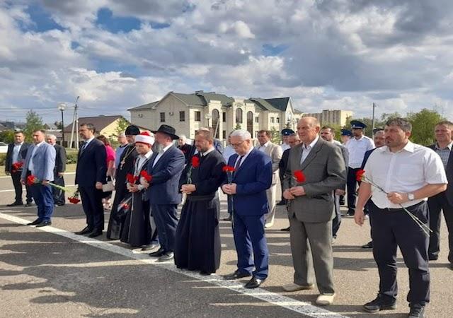 Igreja  Adventista presente em Evento ECUNÊMICO do Dia de Solidariedade Antiterrorismo