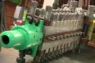 Railgun Elektromagnetik