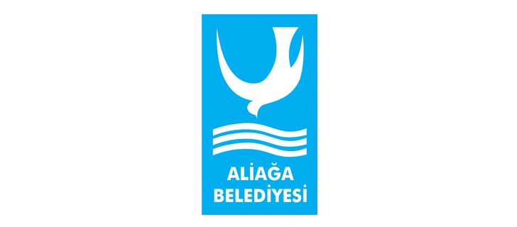 İzmir Aliağa Belediyesi Vektörel Logosu