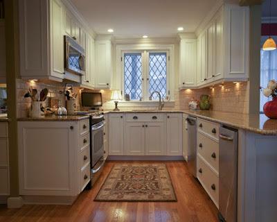 Interior Dapur Untuk Apartemen