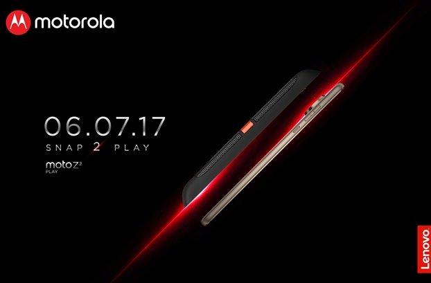 Motorola Moto Z2 Play-Leanovo
