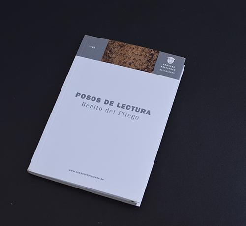 «Posos de lectura», de Benito del Pliego