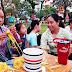 """Làm cào cào lá dừa sự kiện """"Tết Festival 2020"""""""
