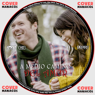 GALLETA A MEDIO CAMINO DEL AMOR - MIDWAY TO LOVE 2019 [COVER DVD]