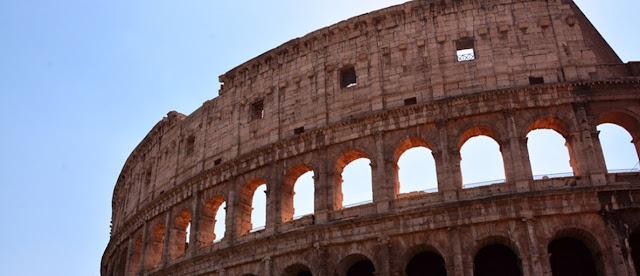 Coliseo y Derecho de la antigua Roma
