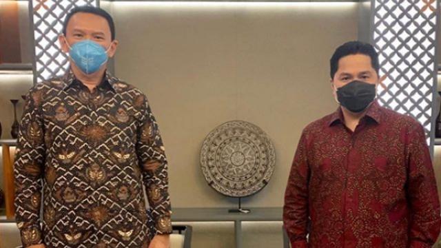 Usai Buka Aib Direksi Pertamina, Ahok Dipanggil Erick Thohir
