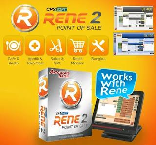 Rene POS 2.1.4 Full Cracked