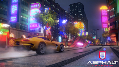 Best Latest High Graphics Games To Download Asphalt 9