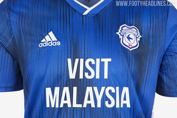Teamwear Adidas Cardiff City 19 20 Home Kit Released Footy Headlines
