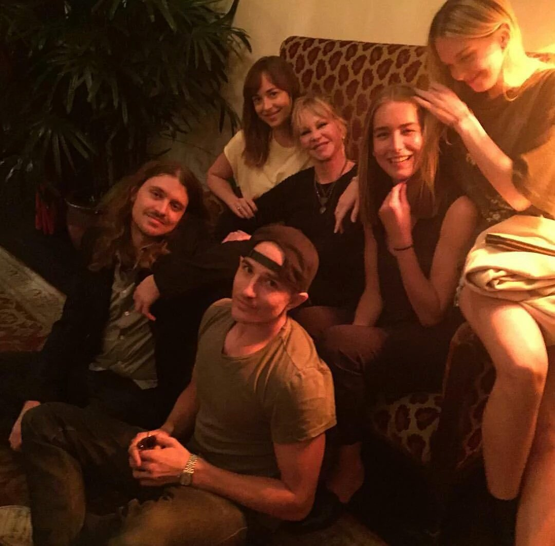 New Instagram Photo of Dakota with Family (Aug. 15th ...