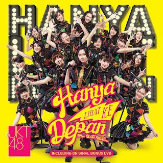 JKT48 - Hanya Lihat Ke Depan (Mae Shika Mukanee) Full album 2016