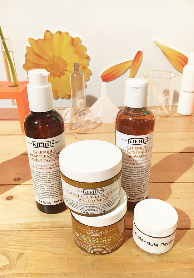El flechazo de Junio: nueva Calendula Serum-Infused Water Cream de Kiehl´s