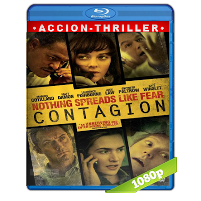 Contagio (2011) BRRip Full 1080p Audio Trial Latino-Castellano-Ingles 5.1