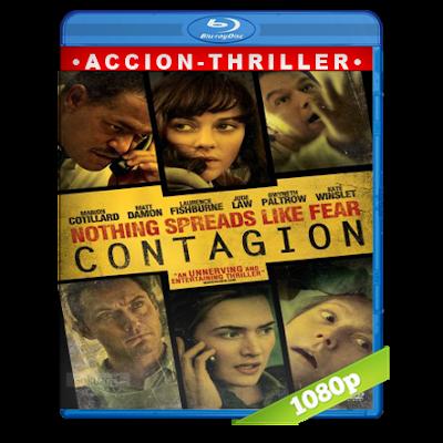 Contagio (2011) BRRip Full 1080p Audio Trial Latino-Castellano-Ingles 5.1