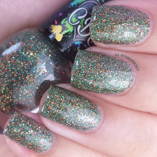 CDB Lacquer - Bits of Luck