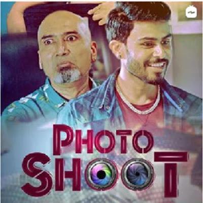 Photo Shoot Kooku App web series