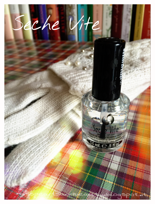 [ Review ] | Seche Vite Dry Fast Top Coat |