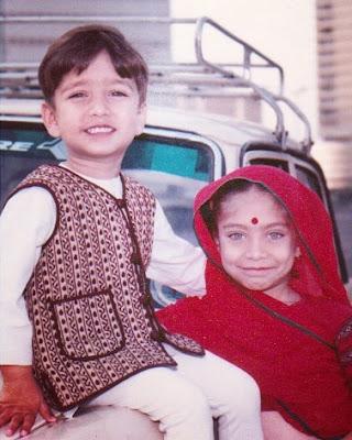 Nakuul mehta childhood image