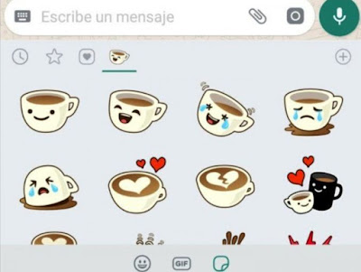 Stickers en whatsApp-TuParadaDigital