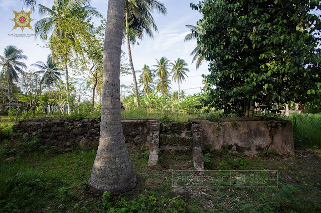 Kompleks Makam dan Zawiyah Teungku di Krueng Kale Muhammad Sa'id