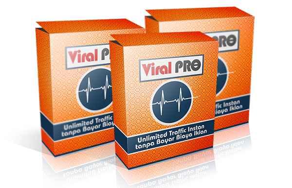 ViralPro - Cara Tingkatkan Pendapatan dengan Memanfaatkan Website Orang