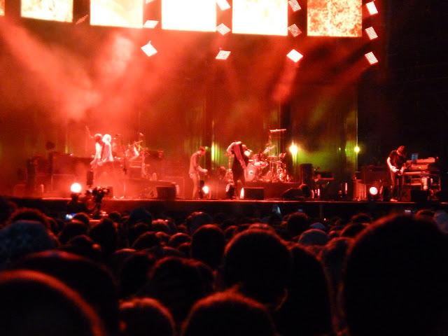 Radiohead Headliner Lollapalooza Friday
