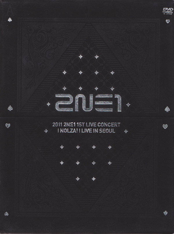 2NE1 - 2NE1 1ST LIVE CONCERT [NOLZA] LIVE IN SEOUL [DVD