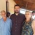 Prefeito de Catarina Dr. Thiago, vereadores, ex-vereadores e secretários visitam a comunidade de Figueiredo para ouvir as demandas.