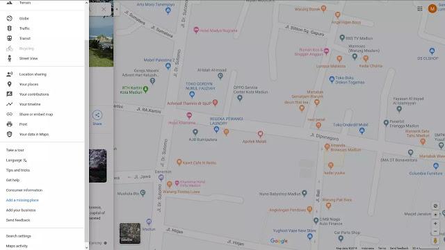 Cara Mendaftarkan Alamat di Google Maps