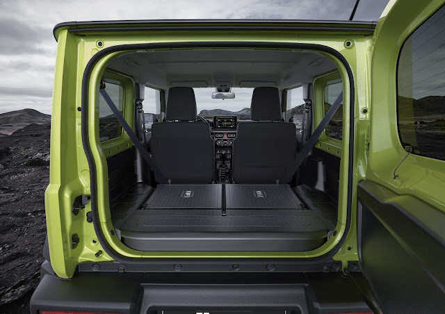 Novo Suzuki Jimny 2020