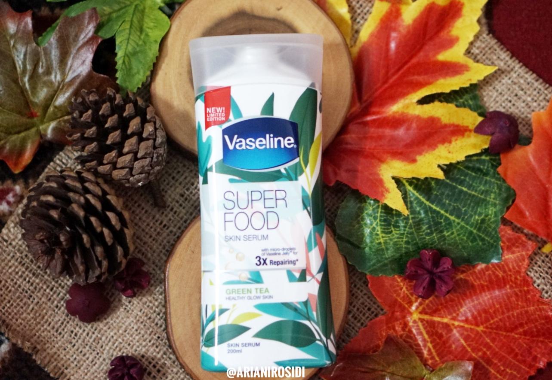ASELINE SUPER FOOD SKIN SERUM