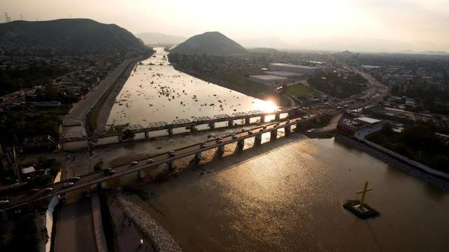 Nazas River, Durango - Mexico