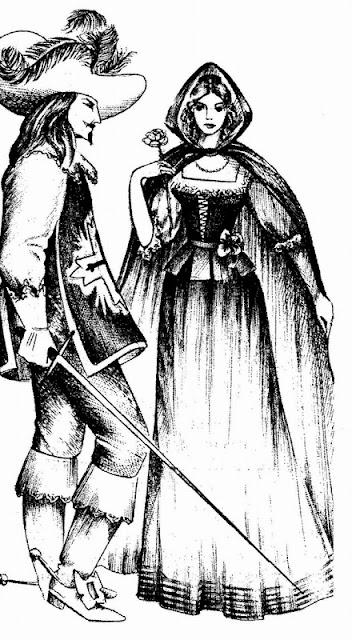 Шляпа мушкетёров своими руками