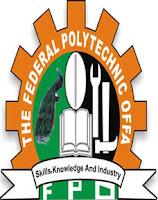 Federal Poly, Offa 2nd Semester 2017/2018 Academic Calendar