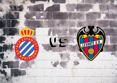 Espanyol vs Levante  Resumen