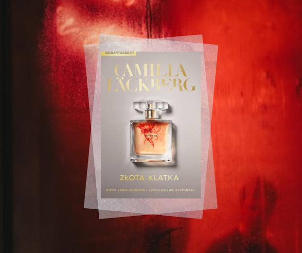 #487. Złota klatka   Camilla Läckberg