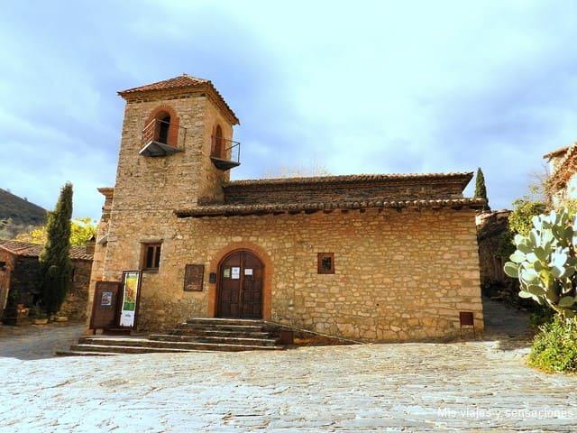 Iglesia de San José, Patones de Arriba, Madrid