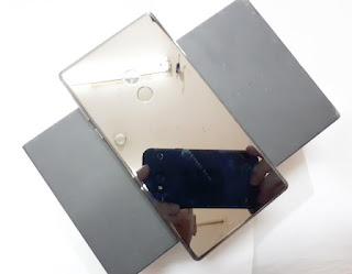 Hape Seken Xiaomi Mi Mix RAM 4GB ROM 128GB 4G LTE NFC Mulus Fullset