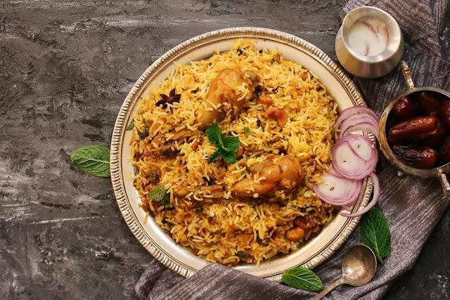 Chicken Biryani Recipe Hindi Language