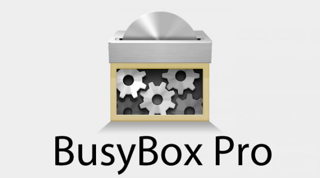 busybox pro 9.5