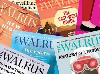 the walrus magazine toronto