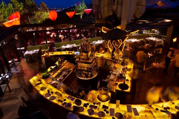 İstanbul'un iki ünlü restoranı işbirliğine gitti, Sunset Grill'in barını artık Park Şamdan işletecek