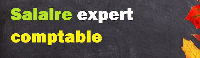 Salaire expert comptable