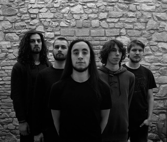 Interview with Decipher, Progressive Death Metal Band from Luxembourg, Interview with Decipher Progressive Death Metal Band from Luxembourg